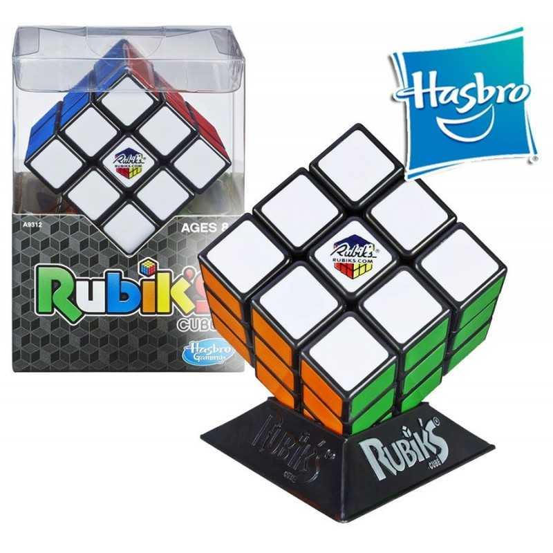 Cubo Rubix 3 x 3 - Hasbro