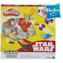 Milenium Falcon Star Wars - Play-Doh - Hasbro