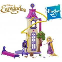 Castillo Enredado de Rapunzel Disney - Hasbro