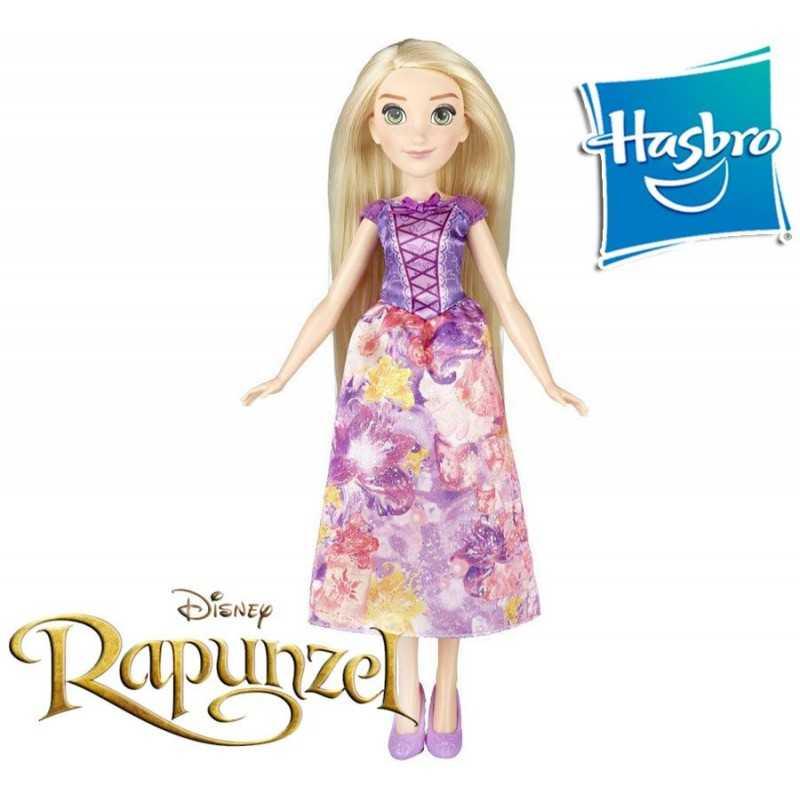 Muñeca Rapunzel Royal Shimmer Disney Princess - Hasbro