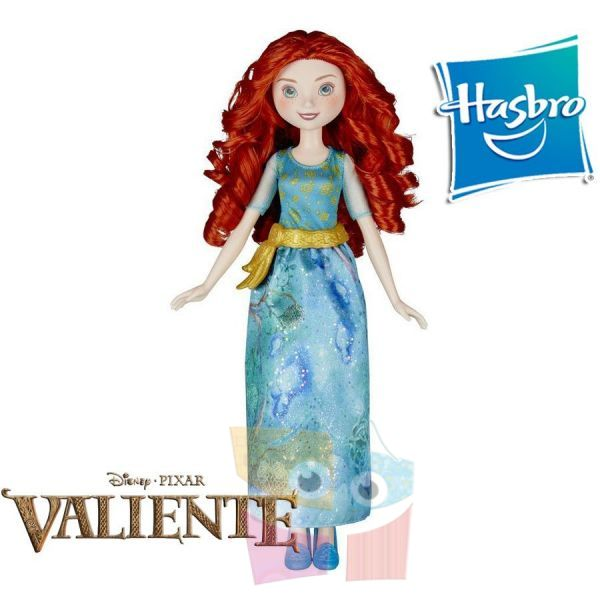 Muñeca Mérida Royal Shimmer Disney Princess - Hasbro