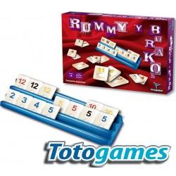 Rummy y Burako - Toto Games