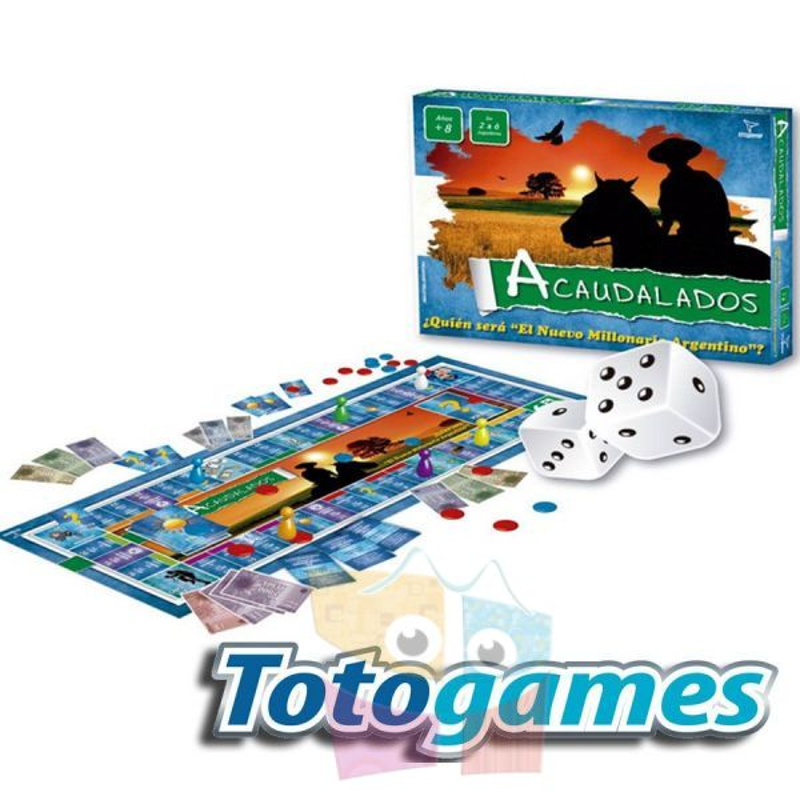 Acaudalado - Toto Games