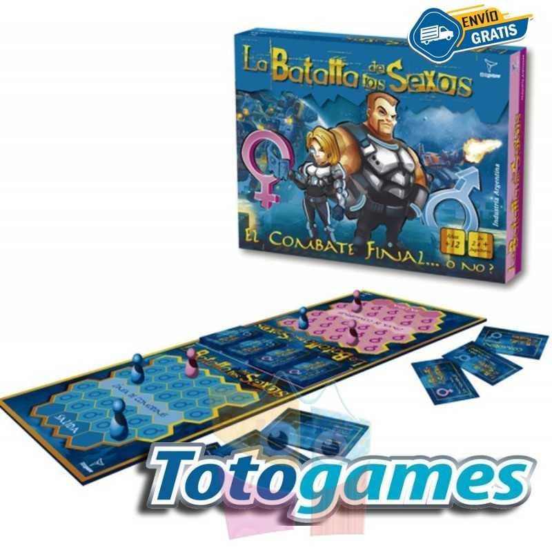 La Batalla de los Sexos - Toto Games