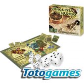 Conquista del Mundo Junior - Toto Games