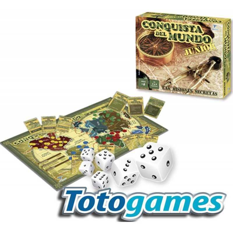 Conquista del Mundo Junior - Toto Games