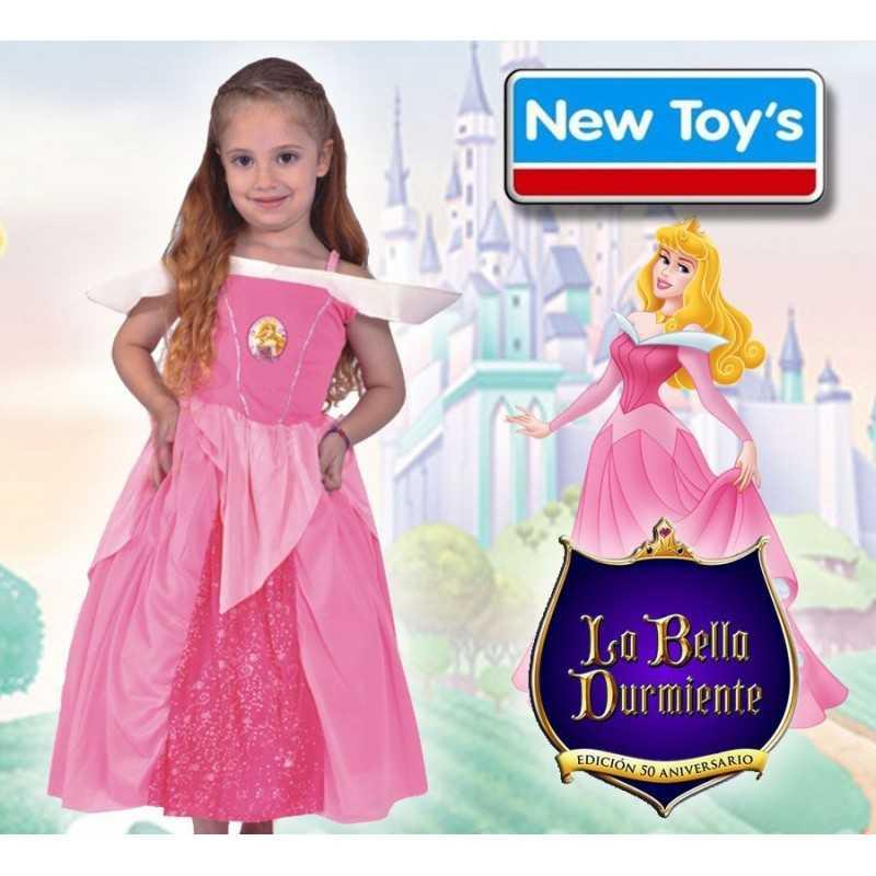 Disfraz Aurora La bella Durmiente con Luz - New Toys