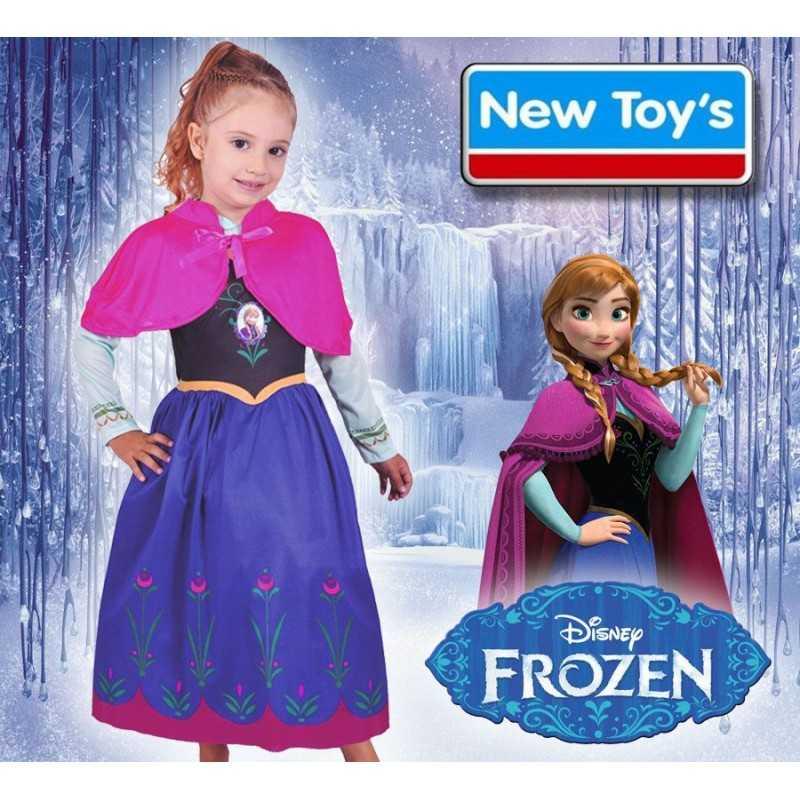Disfraz Anna Frozen - New Toys
