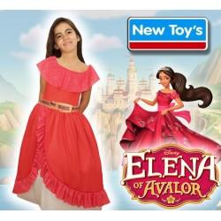 Disfraz Elena de Avalor con Luz - New Toys