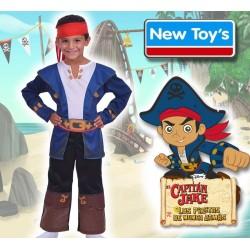 Disfraz Capitán Jake y los Piratas de Nunca Jamás - New Toys