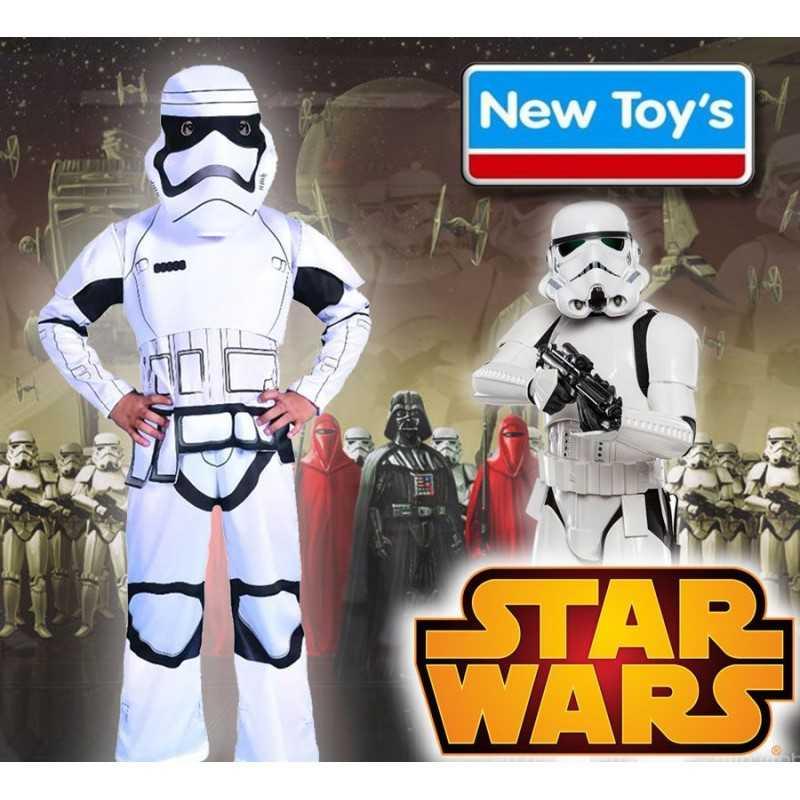 Disfraz Stormtrooper Star Wars  - New Toys