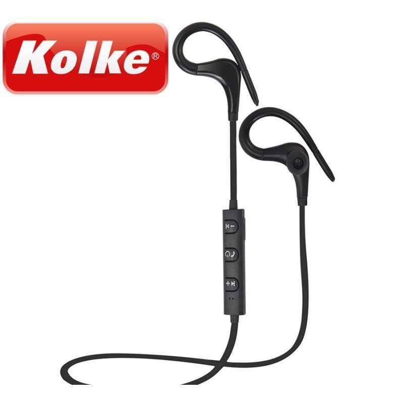 Auricular Intrauditivo - Kolke - Sport Clip KOA-135