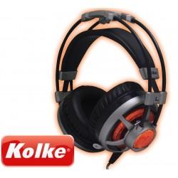 Auricular Gamer con Microfono - Kolke - Invader KGA-162