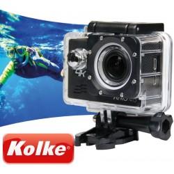 Cámara de Acción Intense 4K Wifi - Kolke - KOC-085