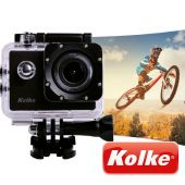 Cámara Action Adventure Pro WiFi Full HD - Kolke - KOC- 041