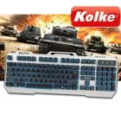 Teclado Gamer Silver - Kolke - KGT-095