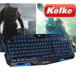 Teclado Gamer - Kolke - Force KTG-502