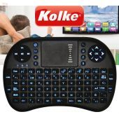 Mini Teclado Inalambrico Retroiluminado para Smart TV - Kolke - KET-1107