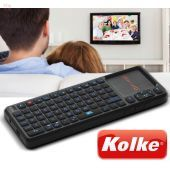 Mini Teclado Inalambrico Retroiluminado para Smart TV - Kolke - KET-1108