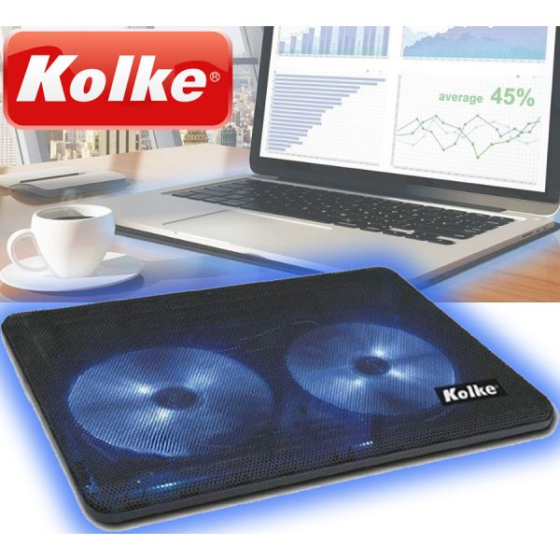 Soporte Cooler para Notebook - Kolke - KAV-121
