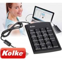 Teclado Numerico para Notebook - Kolke - KTN-101