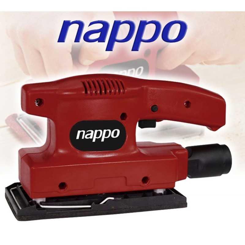 Lijadora orbital - Nappo - LO-01