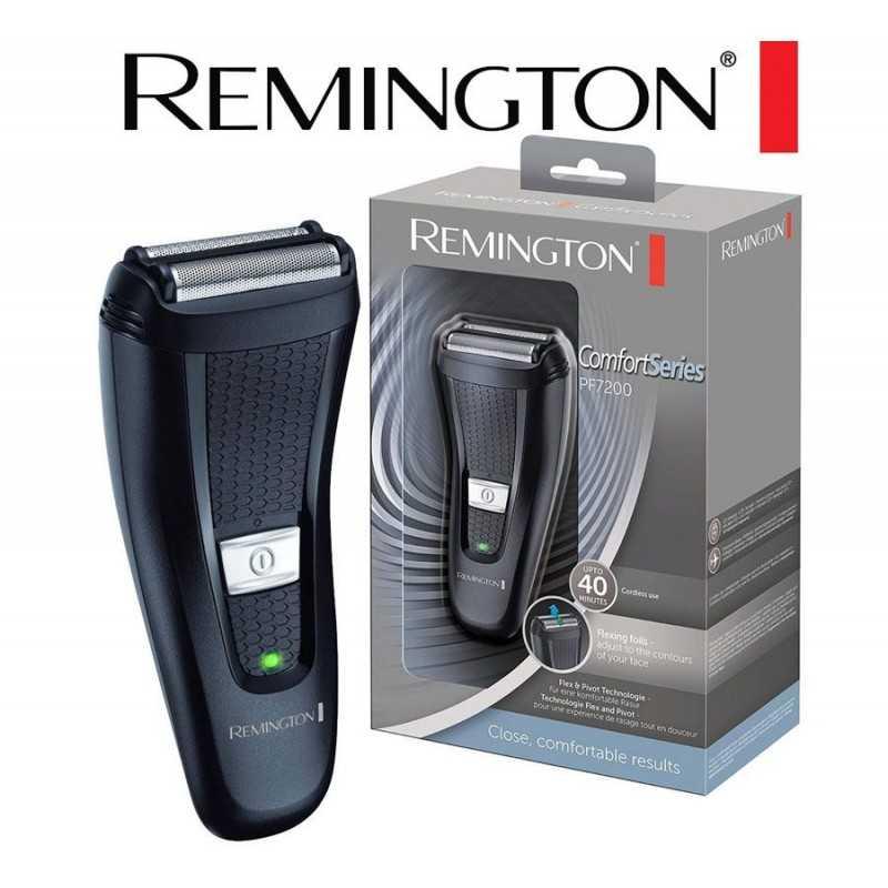 Afeitadora - Remington - Comfort Series PF7200 Tecnologia Flex Foil