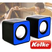 Parlante - Kolke - MULTIMEDIA PARA PC KP-118
