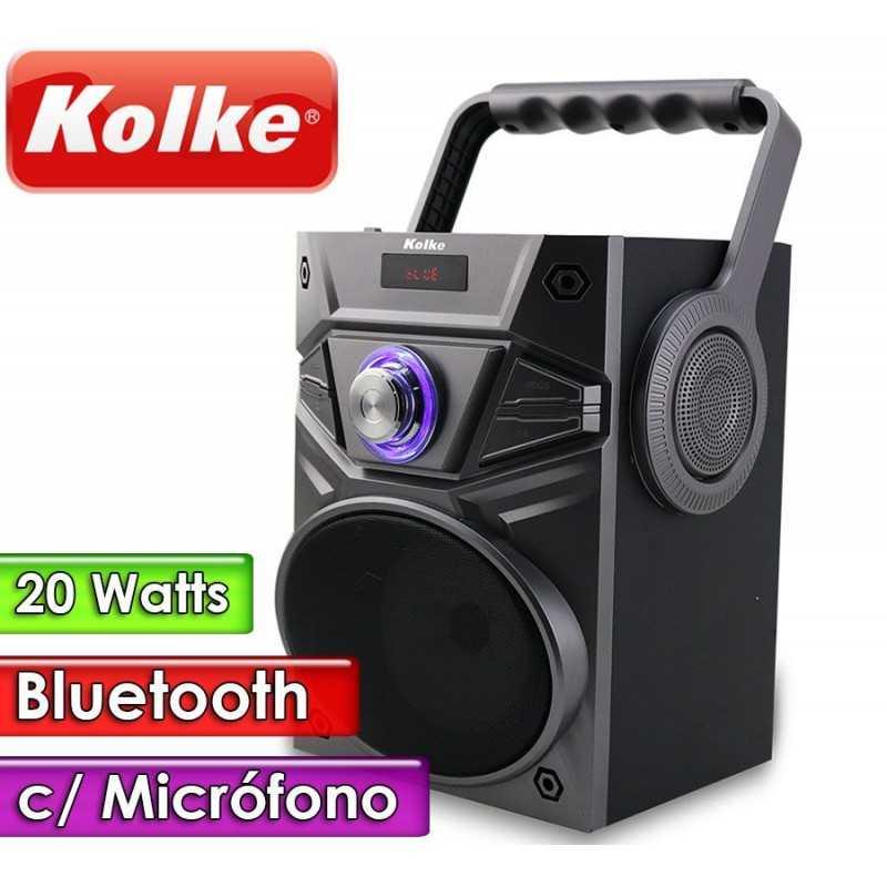 Parlante Portatil - Kolke - STREET KPM-169