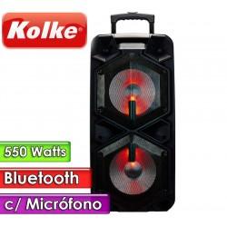"""Parlante Doble 10"""" - Kolke - FLIP KPB-218"""