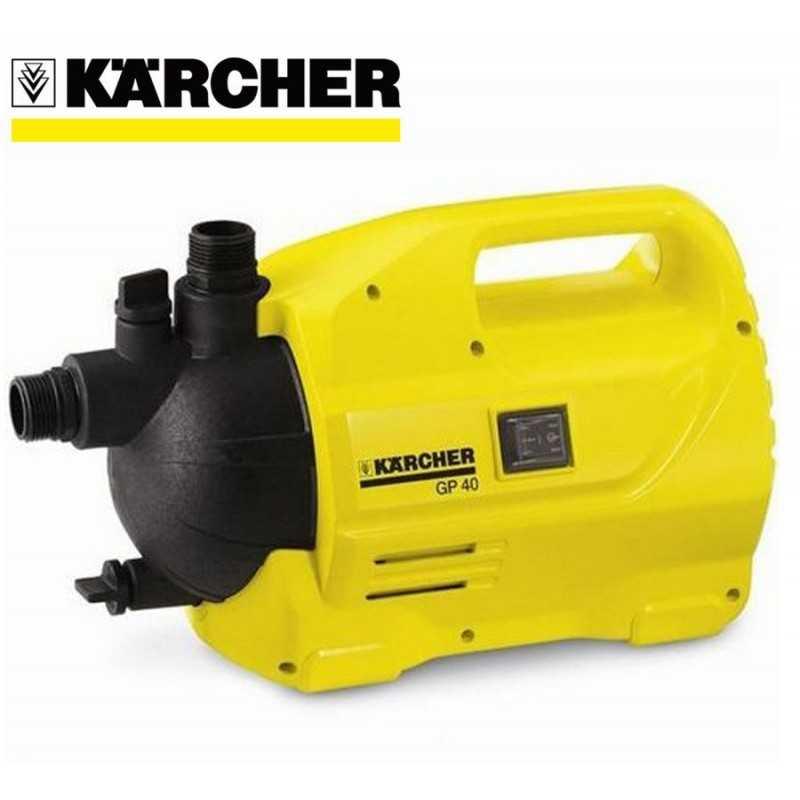 Bomba de presión para el Hogar y el jardín - Karcher - GP 40