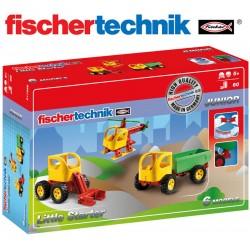 Juego Educativo de Construcción Universal - Fischertechnik - Little Starter