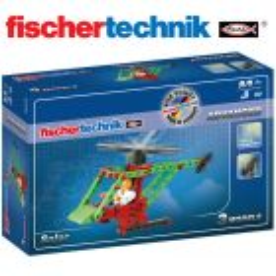 Juego Educativo de Construcción Maquinas de Energia Solar - Fischertechnik - Advanced Solar