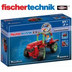 Juego Educativo de Construcción de Tractores - Fischertechnik - Advanced Tractors