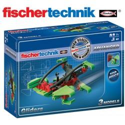 Juego Educativo de Construcción de Naves - Fischertechnik - Advanced Gliders