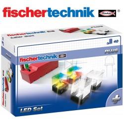 Juego de Construcción - Fischertechnik - Plus Led Set