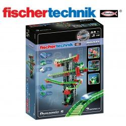 Juego Educativo de Construcción de circuitos de canicas - Fischertechnik - Dynamic S