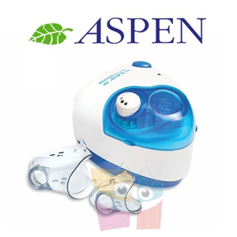 Nebulizador Ultrasónico Familiar - Aspen - NU 410