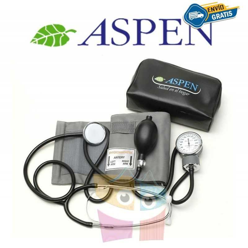 Tensiómetro Manual con Estetoscopio para toma de presión - Aspen - AS 102