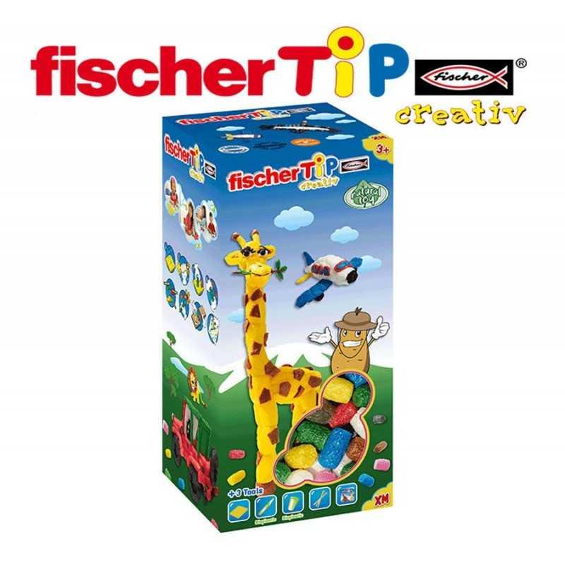 Juego Educativo de Manualidades de 300 Tips - Fischer Tip - TiP Box XM