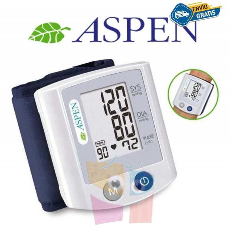Tensiómetro digital de muñeca para toma de presión - Aspen - S150