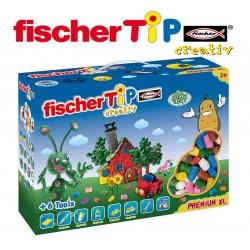 Juego Educativo de Manualidades de 1000 Tips - Fischer Tip - TiP Box XL