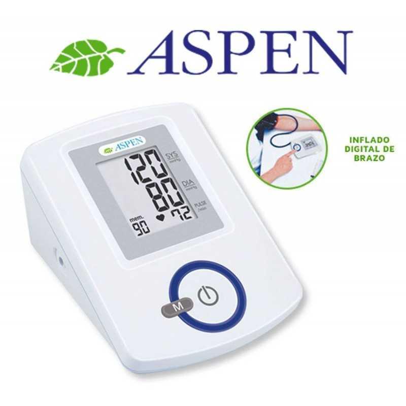 Tensiómetro digital de brazo con inflado automatico - Aspen - AW150f