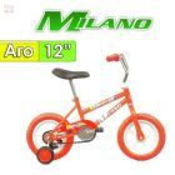 "Bici Aro 12"" Fiorenza - Milano - Roja"