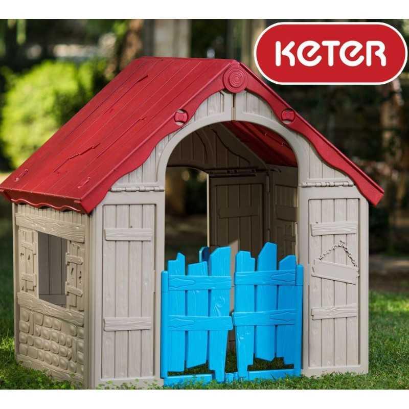 Casita de Juego Wonderfold - Keter - 233224