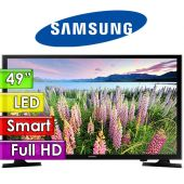 "TV Led Full HD 49"" Smart - Samsung - UN49J5200AGXPR"