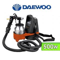 Compresor Portatil para Pintura - Daewoo - DASP500N