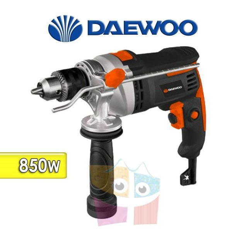 Taladro Percutor de 850 W - Daewoo - DAID850N