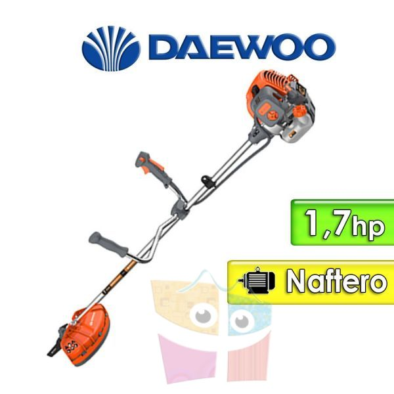 Desmalezadora Motor Naftero 1,7 hp - Daewoo - DBC430
