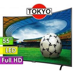 "TV Led Curvo FHD 55"" - Tokyo - TOKCH55UFHDC"